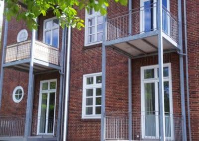 Objektservice Reinigung Flensburg Referenzen