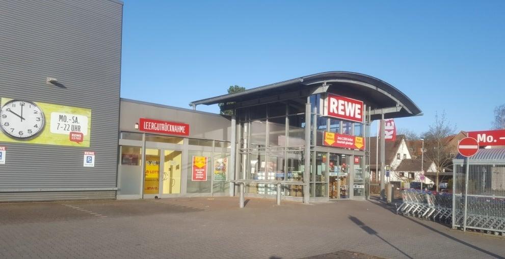 Referenzen Gebäude Flensburg Rewe
