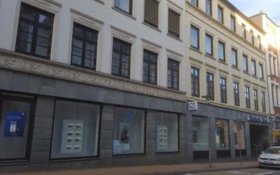 Wohn- und Geschäftshaus Flensburg
