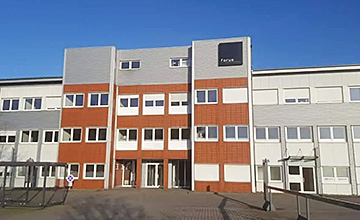 Wohngebiet - Fassade
